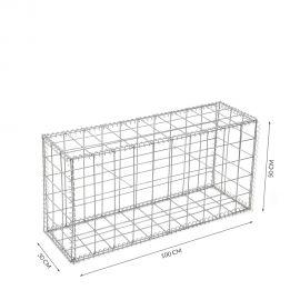 Gabion cage 100x30x50