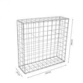 Gabion cage 100x50x50