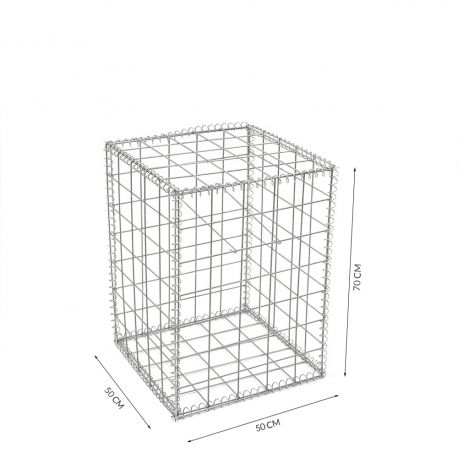 gabion pas cher excellent hilarant mur de cloture design gabion cloture pas cher with gabion. Black Bedroom Furniture Sets. Home Design Ideas