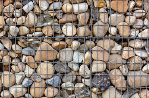pierre de gabion